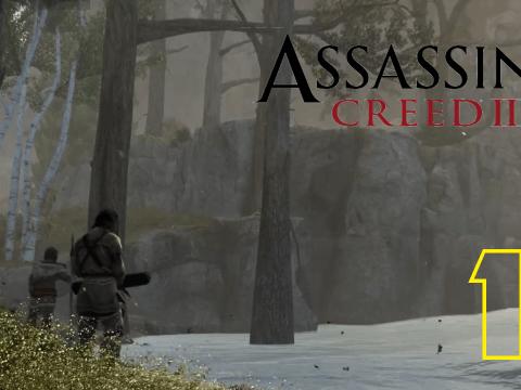Die Reise beginnt. Assassin's Creed III #11