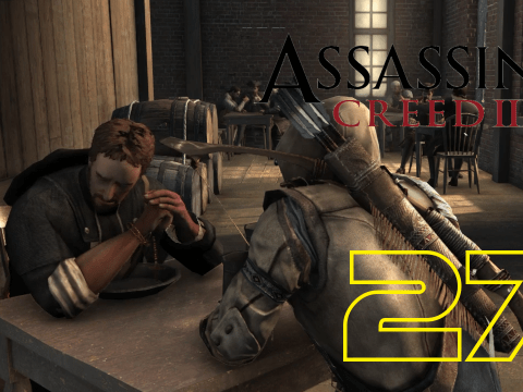 Gespräche. Assassin's Creed III #27