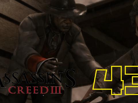 Die Hilfe am Galgen. Assassin's Creed III #43