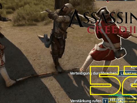 Schuldeneintreibervertreiber. Assassin's Creed III #52