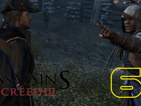 Missbrauchtes Vertrauen. Assassin's Creed III #61