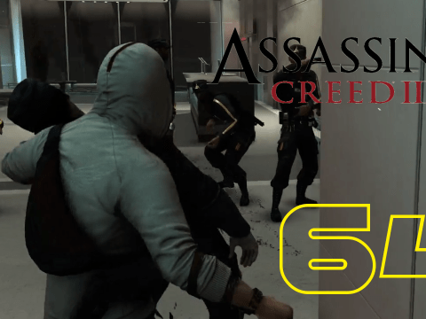 Zurück bei Abstergo. Assassin's Creed III #64