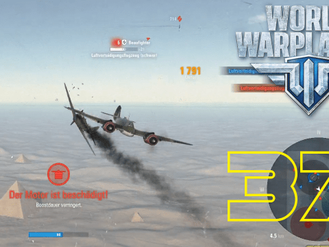 World of Warplanes #37