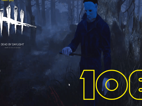 Messer-Party mit Mike. Dead by Daylight #106