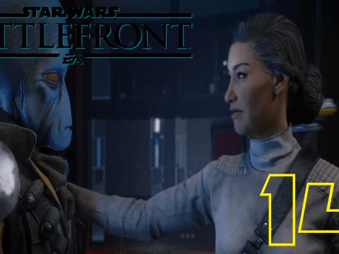 Projekt: Wiederbelebung. Star Wars Battlefront II #14