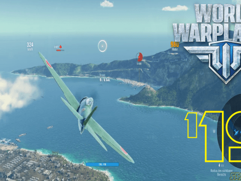 World of Warplanes #119
