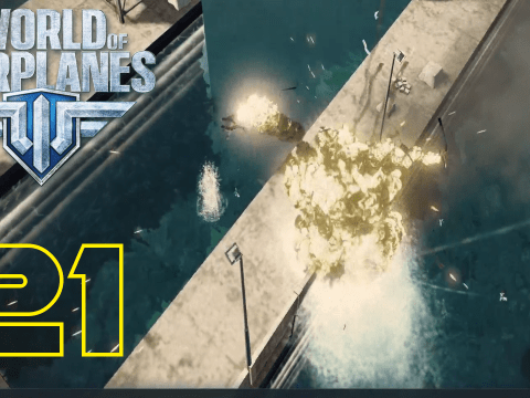 World of Warplanes #121