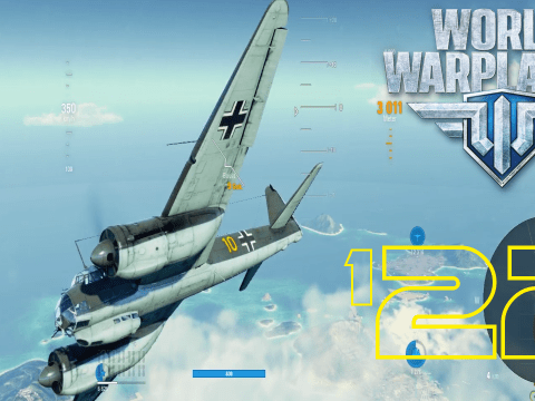 World of Warplanes #122