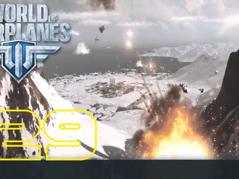 World of Warplanes #129