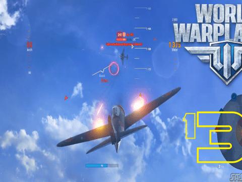 World of Warplanes #131
