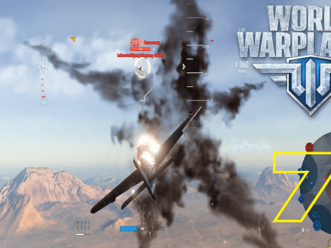 World of Warplanes #71