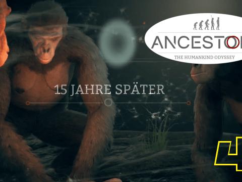Eine Generation später. Ancestors: The Humankind Odyssey #41
