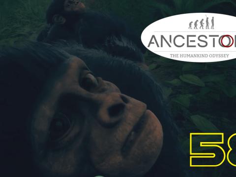 3 Jahre ohne Essen, Trinken und Schlaf! Ancestors: The Humankind Odyssey #58