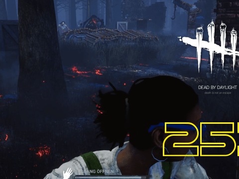 Knapp! Dead by Daylight #253