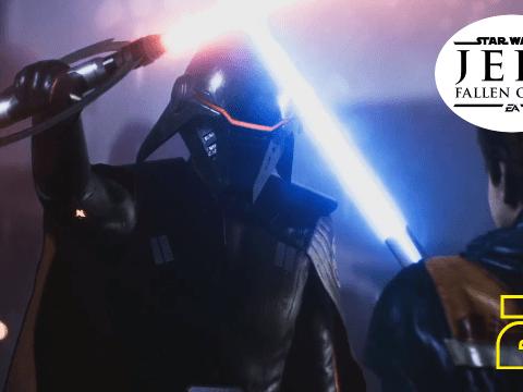 Jung, unerfahren, flüchtig. Star Wars Jedi: Fallen Order #2