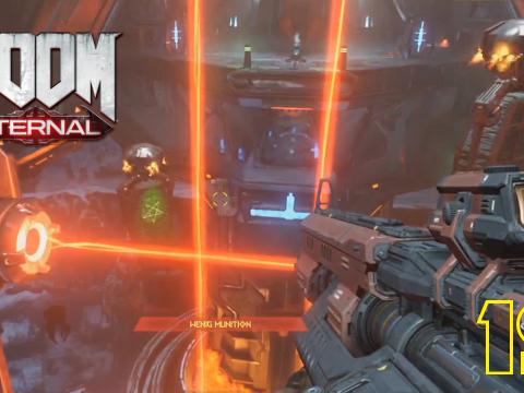 Ich muss da rüber. Doom Eternal #19