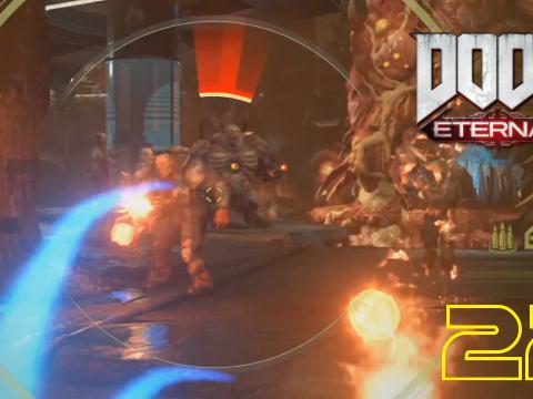 Und wieder Action! Doom Eternal #22