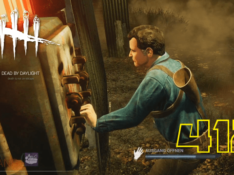 """Ich komm Zeppelin."" Dead by Daylight #412"