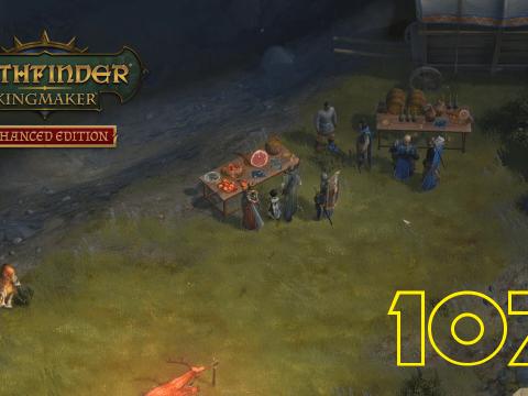 Das Fest für Ekundayo. Pathfinder: Kingmaker #107