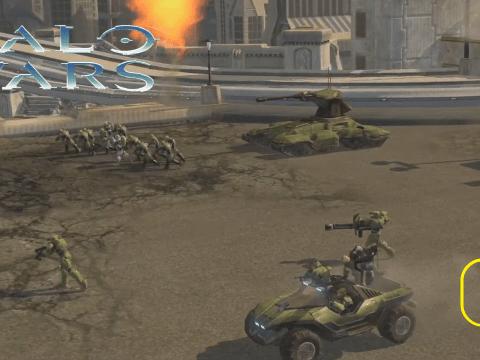Arcadia-Vorort. Halo Wars: Definitve Edition #6