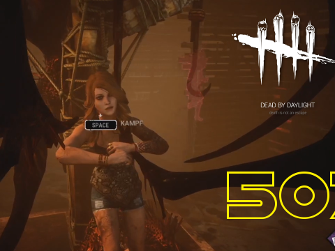 Rote Kreise... Dead by Daylight #507