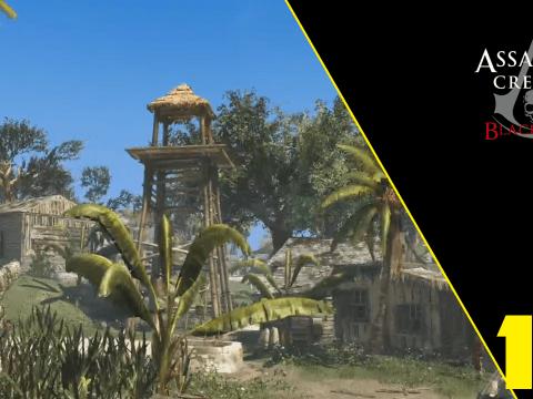 Kleinkram in Nassau. Assassin's Creed IV: Black Flag #15