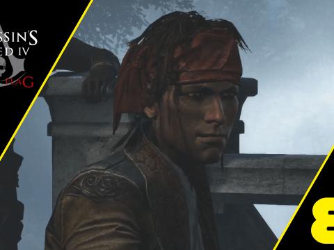 Besuch daheim. Assassin's Creed IV: Black Flag #81