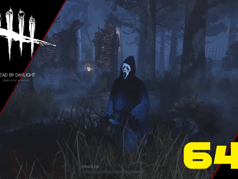 Killer in Kutte. Dead by Daylight #649