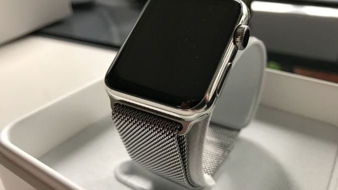 Apple Watch Milanaise: What Can The Fancy Bling Bling Computer Really Do? Photo: Sascha Tegtmeyer