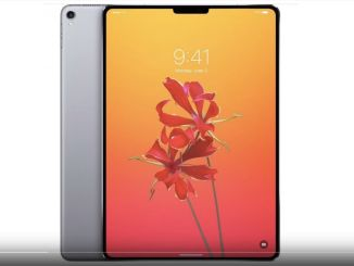 The first mock ups of the iPad Pro 2018 have surfaced: If the device really looks like that, it's guaranteed to become a bestseller! Photo: Youtube