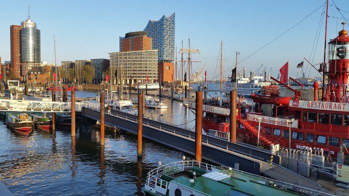 Texter in Hamburg: In der Hansestadt sind wir häudfig nah am Klienten! Foto: Pixabay