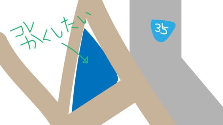 下京町の川