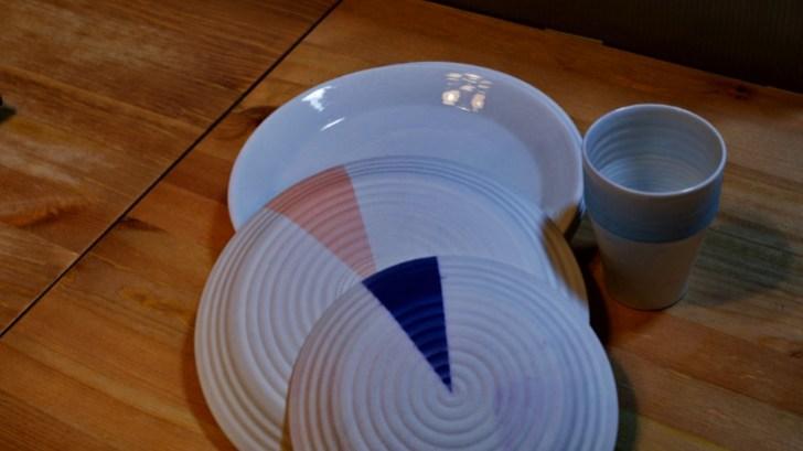 三川内焼の食器