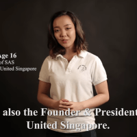 Spotlight on Gabriella Zhao: how to become a 16 year old community activist
