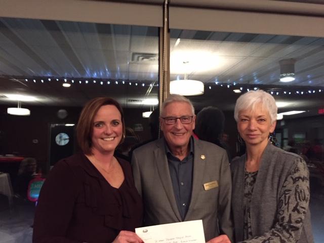 St. Albert Community Foundation presents SASHA with $6,000 Grant