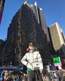 Thanksgiving Day New York City 2018