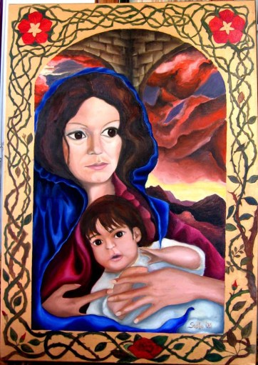 Madonna of the Roses (2006)