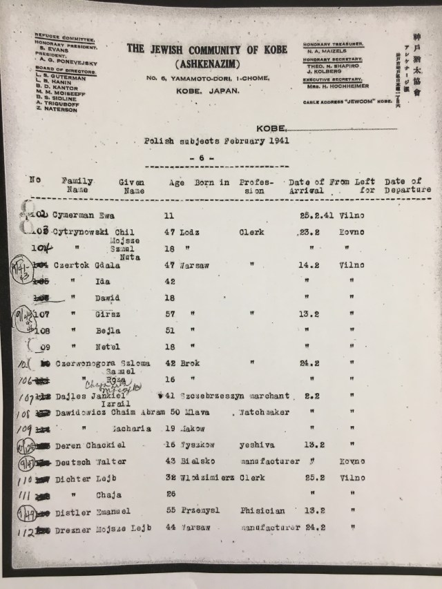 Leon and Lucy_passenger manifest