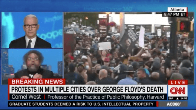 Cornel West on George Floyd's Death