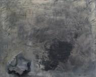 """Substratum Overture II oil on wood panel, 36""""x24"""", 2010"""