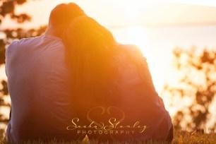 Atlanta Texas : Engagement Session : Sasha Stanley Photography : Sunset Atlanta State Park