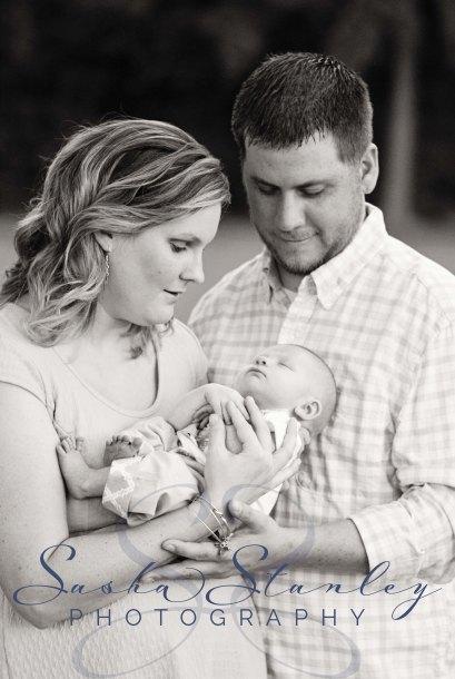 Sasha Stanley Photography : Family Portraits : Newborn Photography : Atlanta, TX