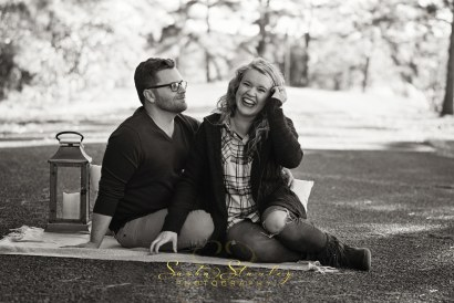 Sasha Stanley Photography : Couple Photographer : Atlanta, TX : Atlanta State Park : Fall Portraits : Christmas Mini Sessions