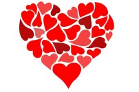 20 hearts