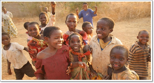 The Children of Samuye, Tanzania