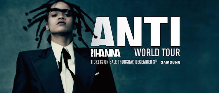 2016-08-05: Rihanna THE ANTI WORLD TOUR na PGE Narodowym