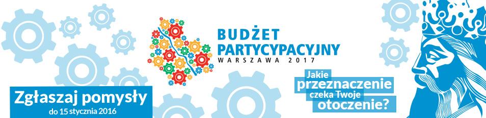 2016-02-15: start dyskusji nad projektami do budżetu partycypacyjnego 2016/2017!