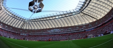 2016-10-11: Mecz Polska-Armenia na Narodowym