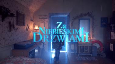 """2017-01-22: Familijne Kino Kępa: """"Za niebieskimi drzwiami"""""""