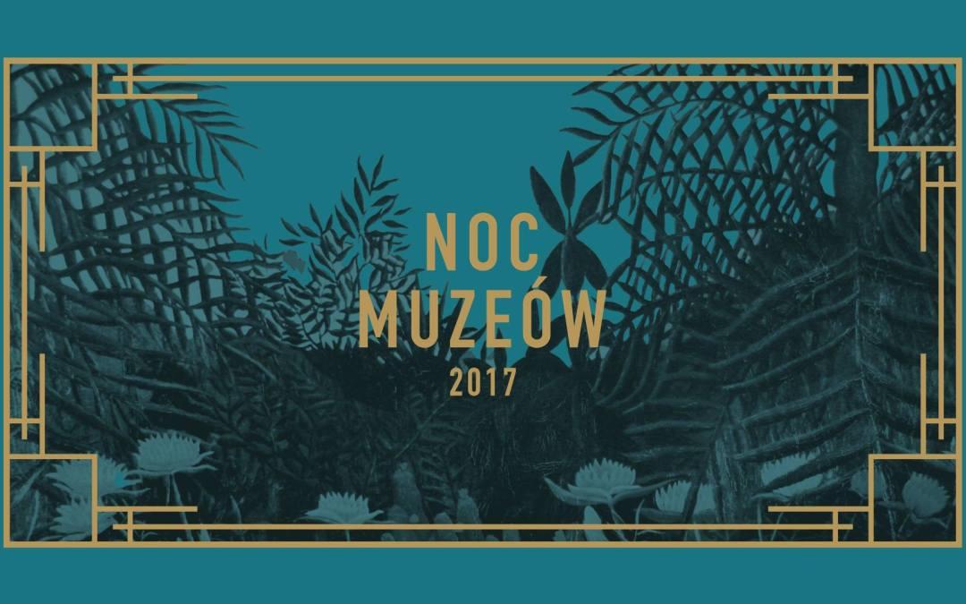 2017-05-20: Noc Muzeów w Warszawie i 4-ta edycja Koncertów Plakatów